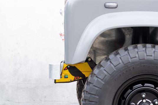 DLEDMV 2K19 - Land Rover Defender CoolNVintage Graff - 005