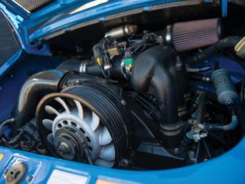 DLEDMV 2K19 - Porsche 911 Targa Outlaw Arrow Blue - 006