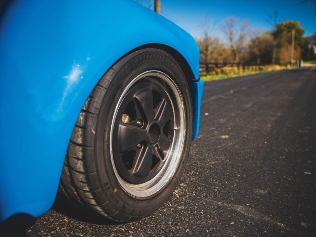 DLEDMV 2K19 - Porsche 911 Targa Outlaw Arrow Blue - 011