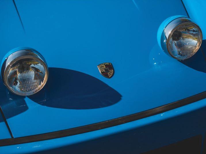DLEDMV 2K19 - Porsche 911 Targa Outlaw Arrow Blue - 026