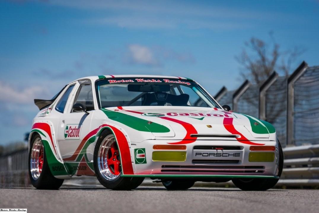 DLEDMV 2K19 - Porsche 924 GTP Motor Werks Racing Casstrol Tribute - 02