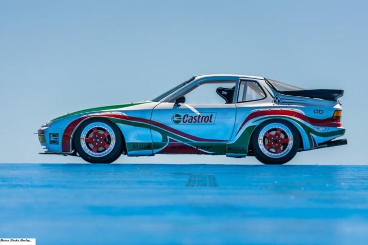 DLEDMV 2K19 - Porsche 924 GTP Motor Werks Racing Casstrol Tribute - 05