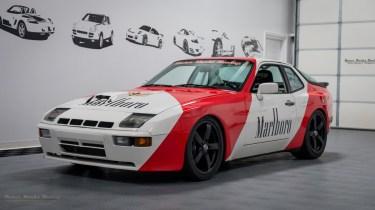 DLEDMV 2K19 - Porsche 924 GTP Motor Werks Racing Marlboro Tribute - 03