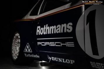 DLEDMV 2K19 - Porsche 924 GTP Motor Werks Racing Rothmans Tribute - 07