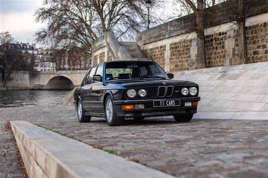 DLEDMV 2K19 - BMW M5 E28 Didier Pironi - 010