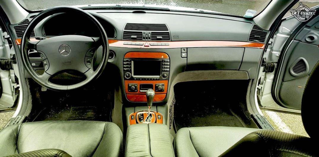 DLEDMV 2K19 - Mercedes S500 Benoit & Julien - 018