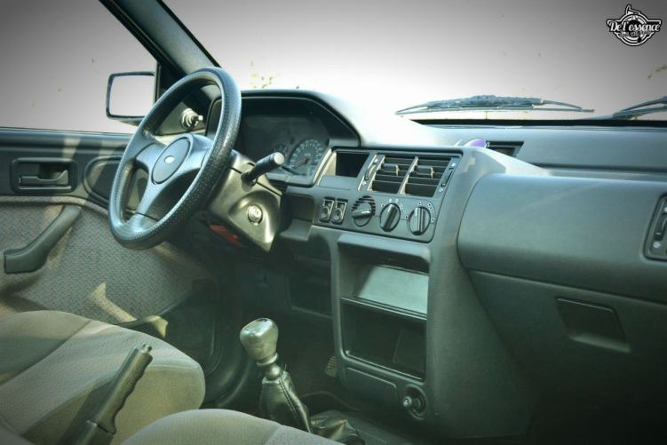 DLEDMV 2K19 - Ford Escort XR3i 16v 92 - 027