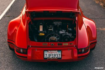 DLEDMV 2K19 - Porsche 911 RWB Red & Black California - 010