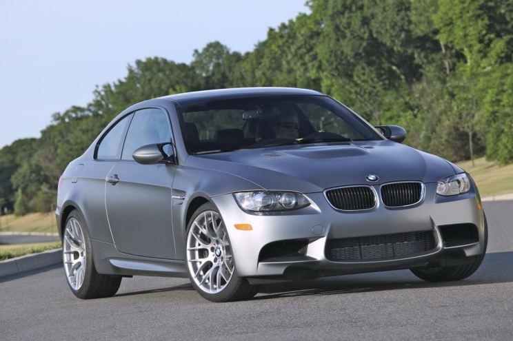 DLEDMV 2K19 - BMW M3 Serie Limitée Frozen - 001
