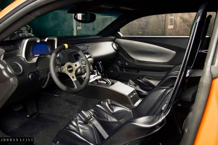 DLEDMV 2K19 - Chevrolet Camaro SS The Grudge - 008