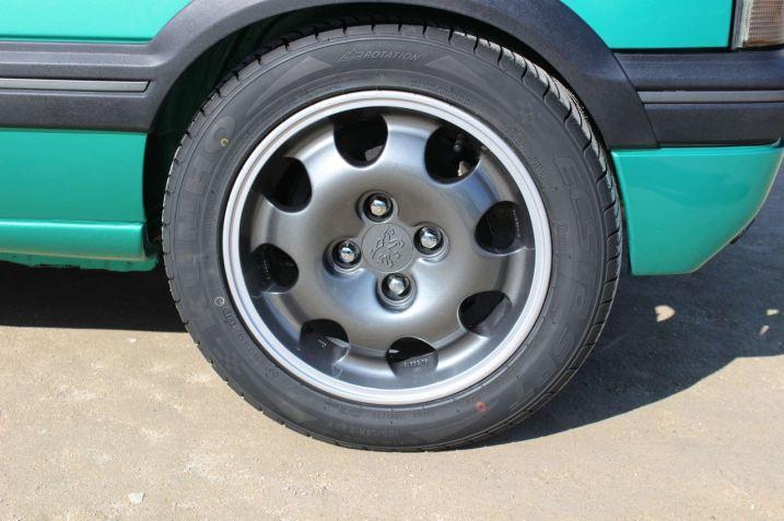 DLEDMV 2K19 - Peugeot 205 Griffe - 009