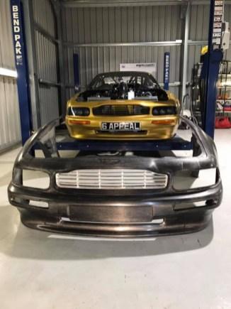 DLEDMV 2K19 - Aston Martin V8 Virage Dragster -005