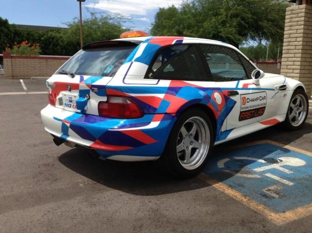 DLEDMV 2K19 - BMW Z3 M Coupé - PPG Pace car 99 - 001