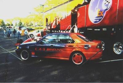 DLEDMV 2K19 - C43 AMG - PPG Pace car 98 - 002