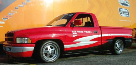 DLEDMV 2K19 - Dodge Ram - PPG Pace car 96 - 003