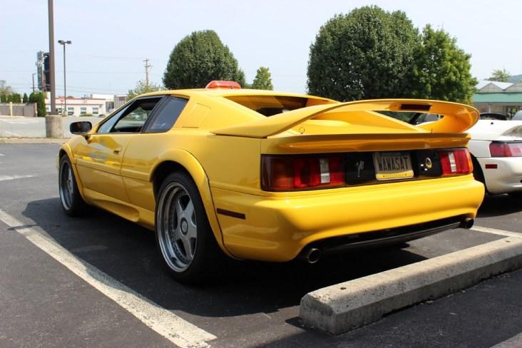DLEDMV 2K19 - Lotus Esprit V8 Biturbo - PPG Pace car 97 98 - 001