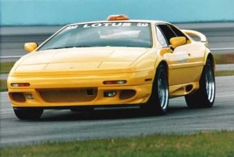 DLEDMV 2K19 - Lotus Esprit V8 Biturbo - PPG Pace car 97 98 - 003