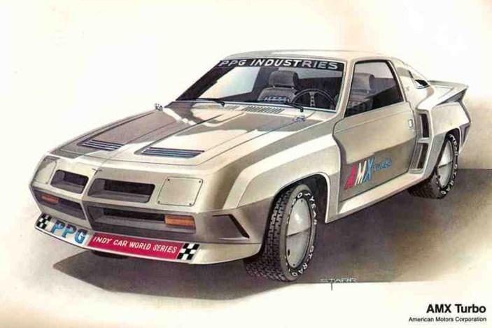DLEDMV 2K19 - PPG Pace Cars - AMC AMX Turbo - 81 - 001