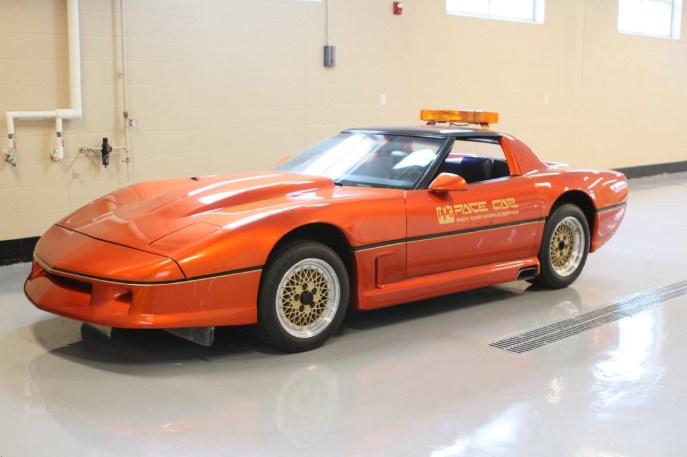 DLEDMV 2K19 - PPG Pace Cars - Chevrolet Corvette - 84 - 001