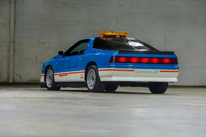 DLEDMV 2K19 - PPG Pace Cars - Dodge Daytona Turbo Z - 83 - 001