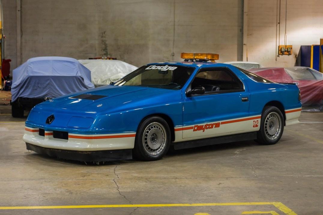 DLEDMV 2K19 - PPG Pace Cars - Dodge Daytona Turbo Z - 83 - 004