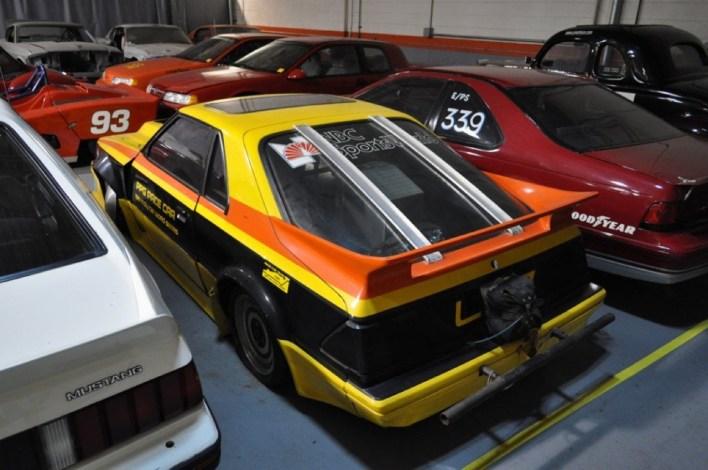 DLEDMV 2K19 - PPG Pace Cars - Mrcury LN7 - 81 - 001