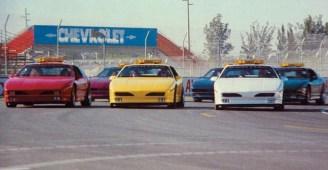 DLEDMV 2K19 - PPG Pace Cars - Pontiac Fiero GTP 85 - 001