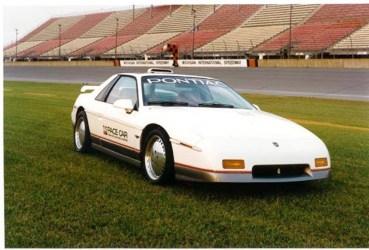 DLEDMV 2K19 - PPG Pace Cars - Pontiac Fiero Wide Body 84 - 001