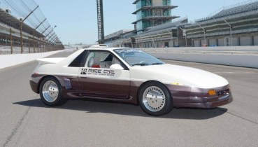 DLEDMV 2K19 - PPG Pace Cars - Pontiac Fiero Wide Body 84 - 002
