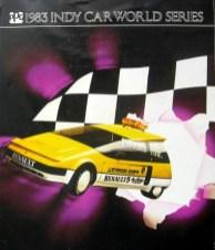 DLEDMV 2K19 - PPG Pace Cars - R5 Aero Wedge 83 - 003