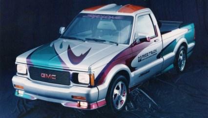 DLEDMV 2K19 - PPG Pace car - GMC Syclone - 91 - 002