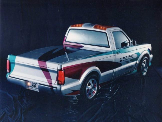 DLEDMV 2K19 - PPG Pace car - GMC Syclone - 91 - 003