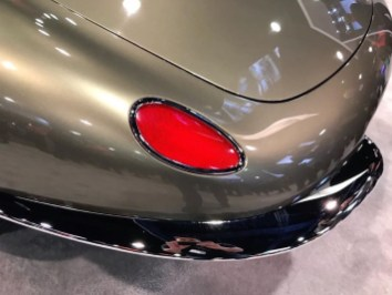 DLEDMV 2K19 - #SEMA - Jaguar Type E Chip Foose - 009