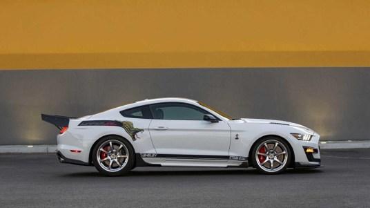 DLEDMV 2K19 - #SEMA - Mustang Shelby GT500 Dragon Snake - 004