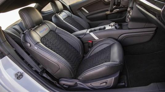 DLEDMV 2K19 - #SEMA - Mustang Shelby GT500 Dragon Snake - 008