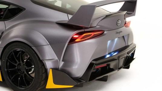 DLEDMV 2K19 - #SEMA - Toyota Supra 3000GT Concept - 009