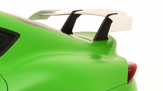 DLEDMV 2K19 - #SEMA - Toyota Supra Wasabi Concept - 008