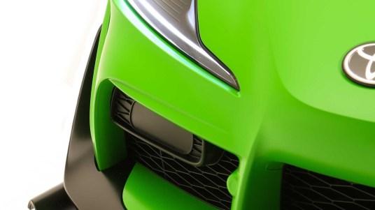 DLEDMV 2K19 - #SEMA - Toyota Supra Wasabi Concept - 009