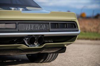 DLEDMV 9SEMA 2019 - Camaro 1969 Restomod Appellez là Valkyrja 09