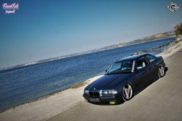 DLEDMV La BMW 318is posée de Cyril - Back to the basics15