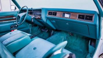 DLEDMV 2020 - Bagged Cadillac Deville Mecum - 010