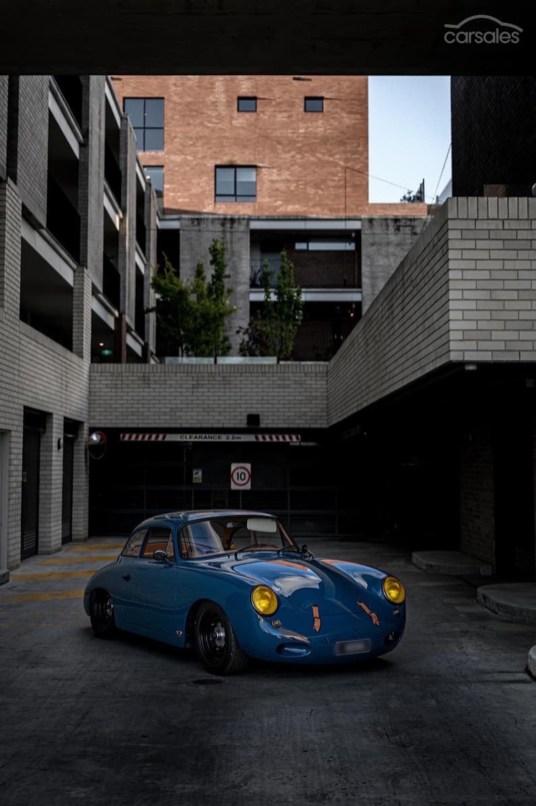 Porsche 356B Notchback '62 - Outlaw Thérapie... 9