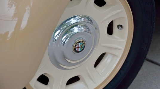 DLEDMV Alfa Romeo Custom Coupe 10