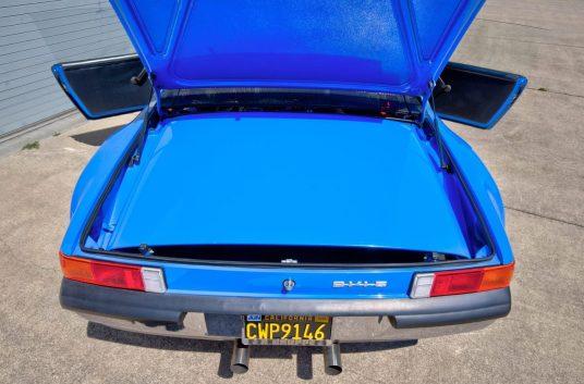 DLEDMV 2020 - Porsche 914 - La mal aimée nous veut du mal - 43