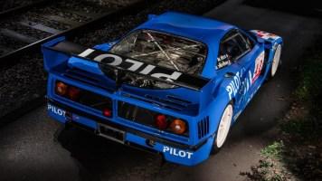 DLEDMV 2020 - Ferrari F40 LM & F40 Competizione - 026