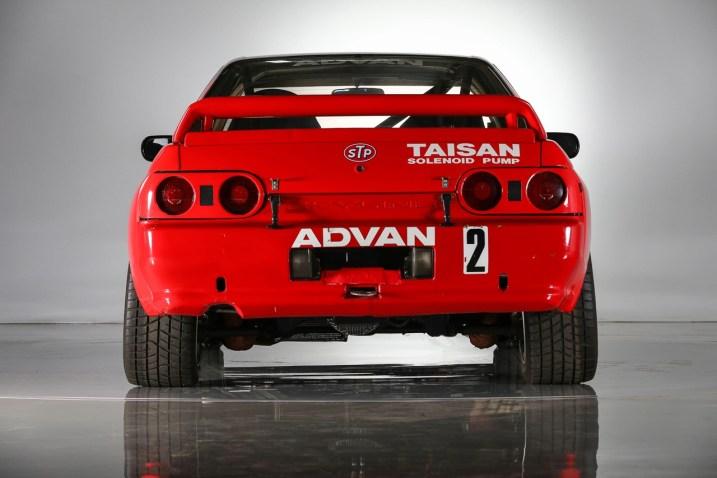 DLEDMV 2020 - Nissan Skyline R32 GTR Gr.A -8