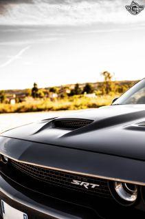 DLEDMV Dodge Challenger Hellcat de 2016 - Elle vous met des baignes 11