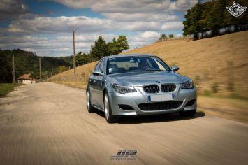DLEDMV La BMW M5 E60 de Julien - Puissance sans violence07