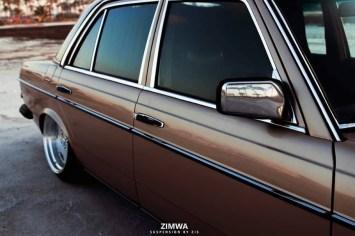 DLEDMV 2020 - Mercedes W123 Airride & BBS - 016