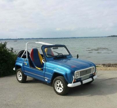 DLEDMV 2020 - Renault 4L - 001